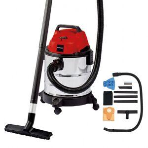 Einhell Aspirateur eau et poussière EINHELL - 20L - 1250W - Publicité