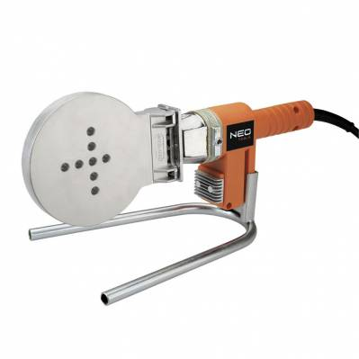 Neo Tools Machine à souder spéciale tuyaux en plastique 1200W - Ø 110 mm
