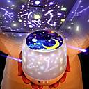 Veilleuses bébé et enfants Lune Etoile Lampe Ciel Etoilé Eclairage LED Jouets Lumineux Lampe Constellation Projecteur étoile Brillant USB Batteries alimentées Enfant Adultes pour des cadeaux