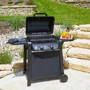 Roster Barbecue Gaz 2 Brûleurs Grill ROSTER - Publicité