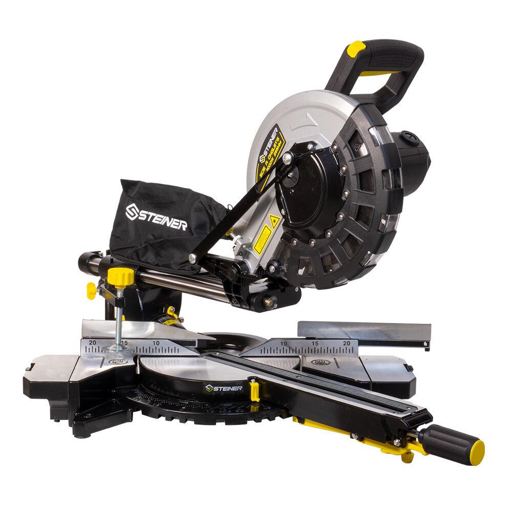 Steiner Scie à onglet radiale 2000W 255 mm laser STEINER