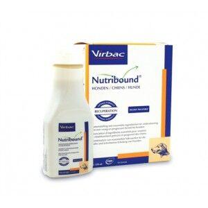 Virbac Nutribound pour chien - Complément alimentaire 6 x 150 ml