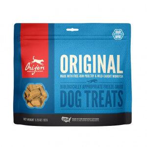 Orijen Original Dog Treats pour chien 42.5 g