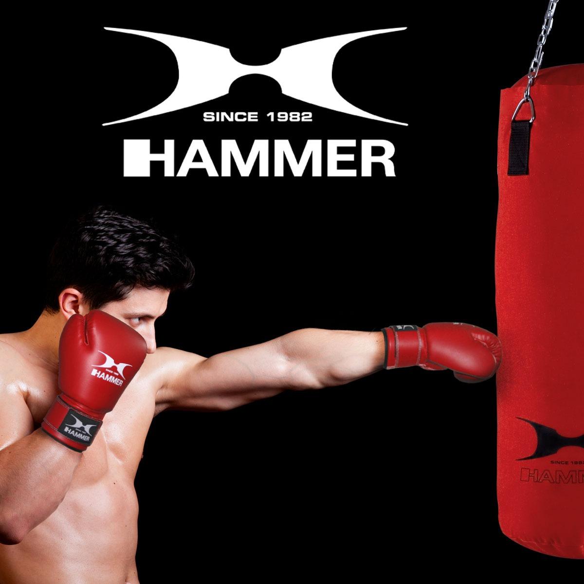 Hammer Boxing Canvas sac de boxe