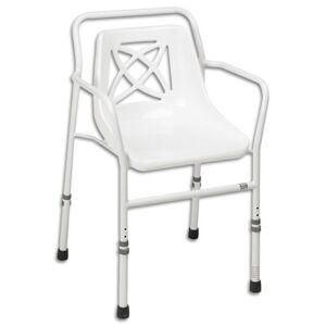 Performance Health Chaise de douche Harrogate - Ajustable - Publicité