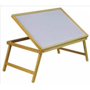 Careserve Plateau de lit en bois - Publicité