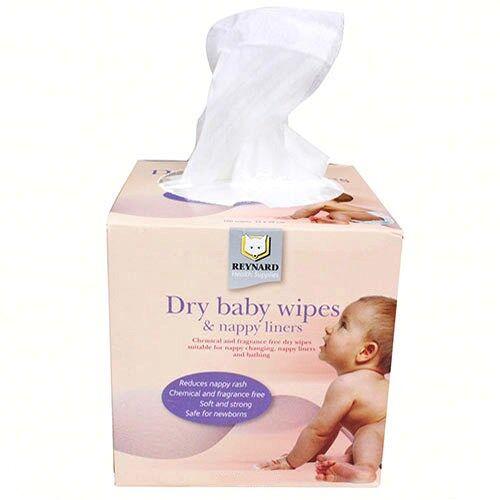 Careserve Lingettes sèches pour bébé