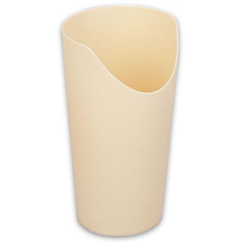 Careserve Verre à découpe nasale - Crème