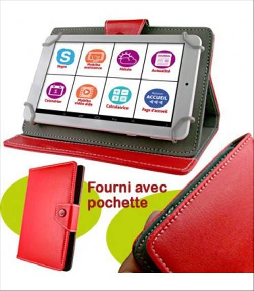 Careserve Tablette Mobiho 7 pouces