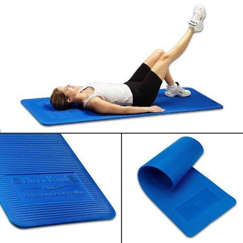 Performance Health Tapis d'exercice Thera-Band - Bleu - Large