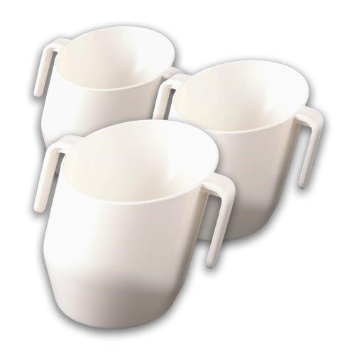 Careserve Lot de 3 tasses d'apprentissage Doidy