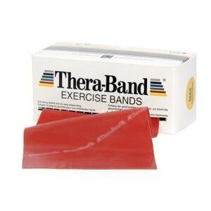 Performance Health Bandes d'exercices sans latex Thera-Band® - Rouge - 46 m - Publicité