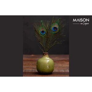 Chehoma Petit vase en céramique vert Houlle - Publicité