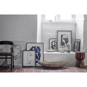 Bloomingville Cadre Bourdic 52x72 cm en bois de pin - Publicité