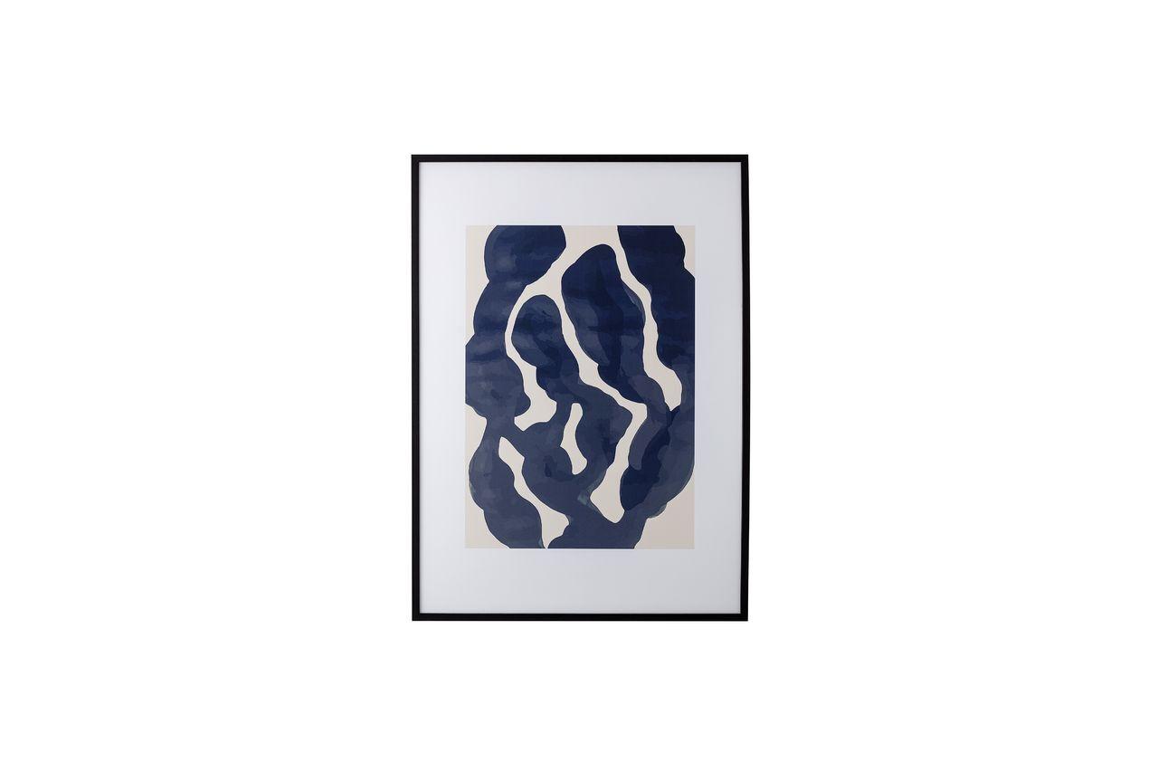 Bloomingville Cadre Bourdic 52x72 cm en bois de pin