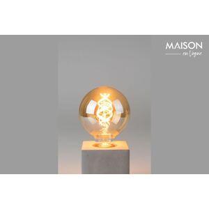 White Label Ampoule Globe Gold taille L - Publicité