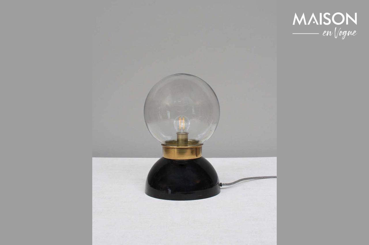 Chehoma Lampe à poser Maurens