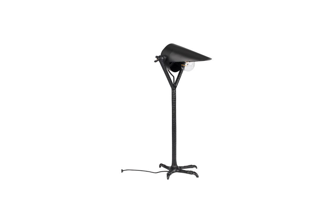 Dutch Bone Lampe de bureau Falcon Noire