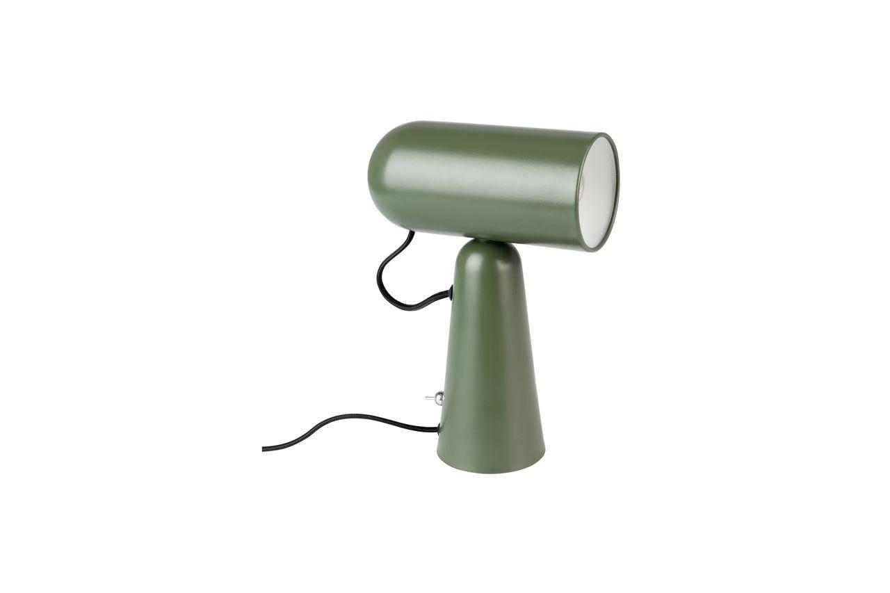 White Label Lampe de bureau Vesper verte