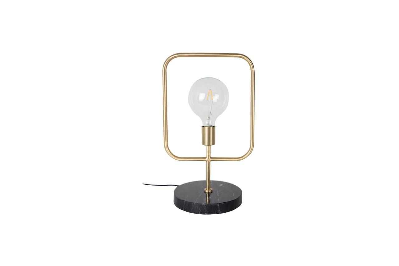 Dutch Bone Lampe de table Cubo