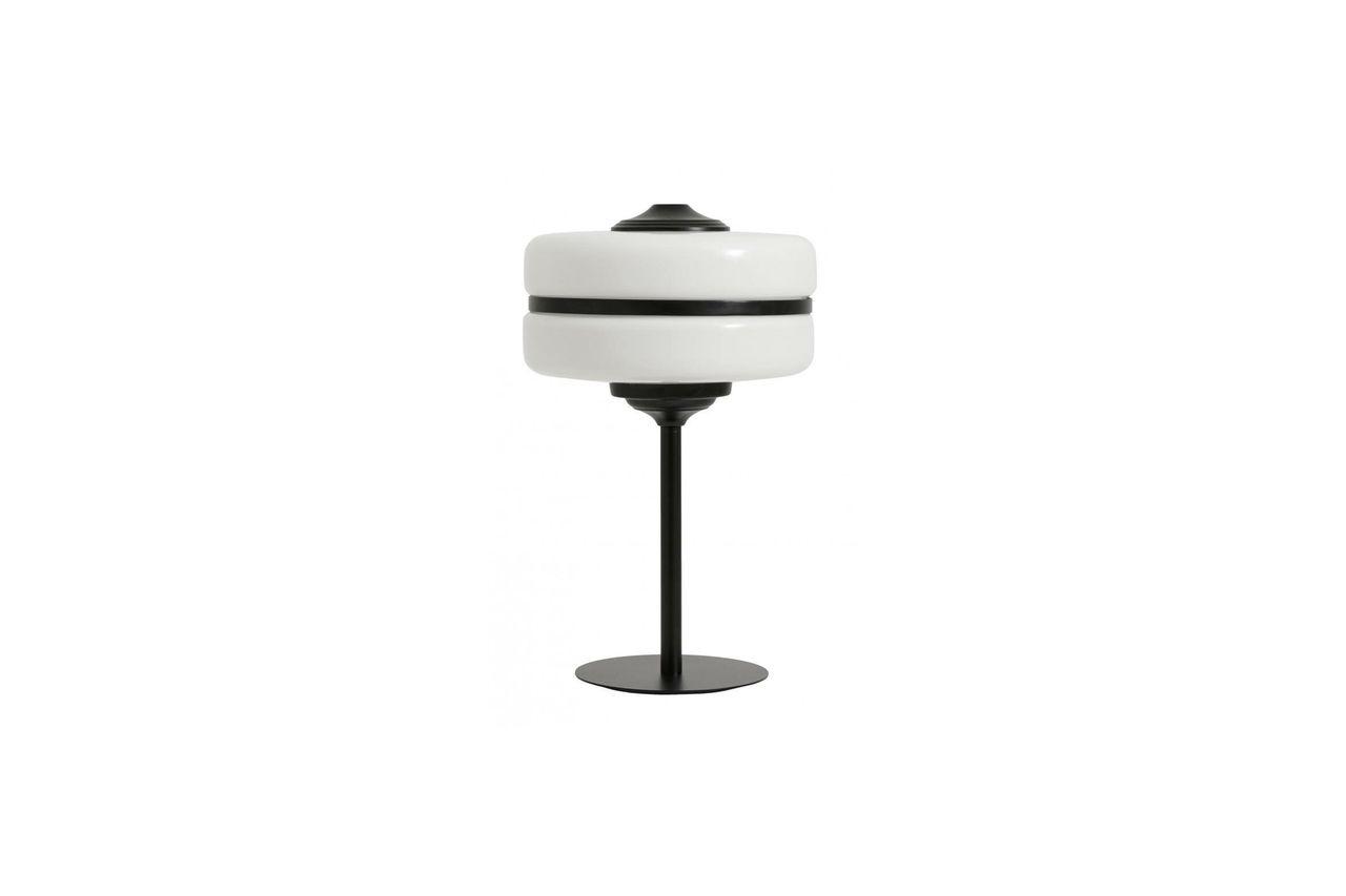 Nordal Lampe de table Icon en verre et fer