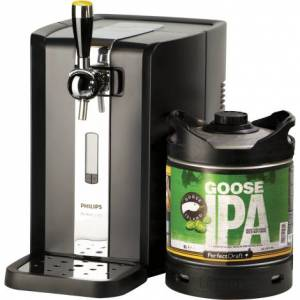 Goose Island Beer Company Pack Tireuse Perfectdraft Goose Island Ipa   Goose Island Beer Company   Saveur Bière - Publicité