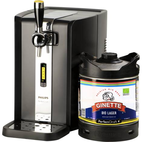 Brasserie Ginette Pack Tireuse Perfectdraft Ginette Bio   Brasserie Ginette   Saveur Bière