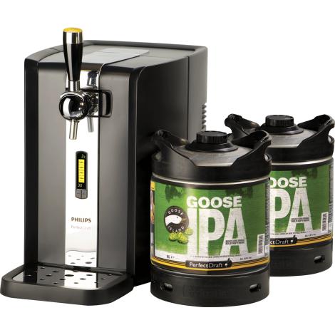 Goose Island Beer Company Pack Tireuse Perfectdraft 2 Fûts Goose Island Ipa   Goose Island Beer Company   Saveur Bière