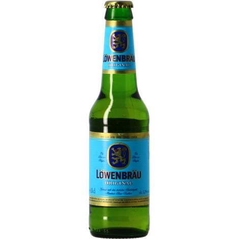 Lowenbräu Lowenbrau - Bouteilles De Bière 33 Cl - Lowenbräu - Saveur Bière