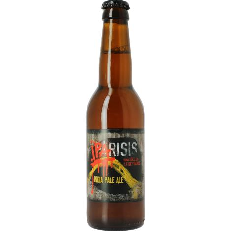 Parisis Ipa - Bouteilles De Bière 33 Cl - Parisis - Saveur Bière