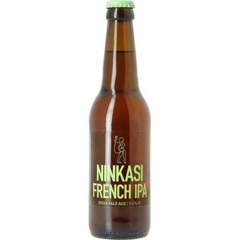Ninkasi French Ipa - Bouteilles De Bière 33 Cl - Ninkasi - Saveur Bière