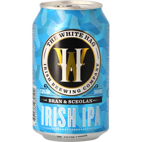 The White Hag Brewery The White Hag Bran Sceolan Irish Ipa - Bouteilles De Bière 33 Cl - The White Hag Brewery - Saveur Bière