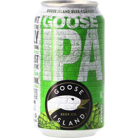 Goose Island Beer Company Goose Island Ipa - Canette - Bouteilles De Bière 35,5 Cl - Goose Island Beer Company - Saveur Bière