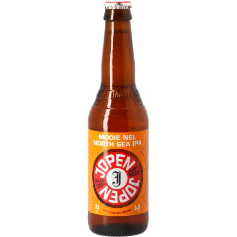 Jopen North Sea Ipa - Bouteilles De Bière 33 Cl - Jopen - Saveur Bière