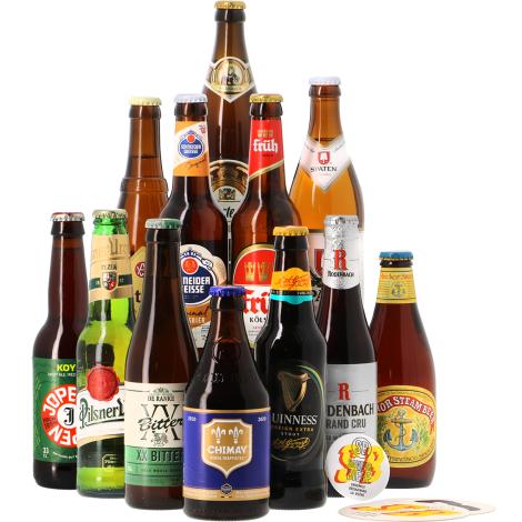 Saveur Bière Assortiments De Bière : Assortiment Bière Tradition   Saveur Bière