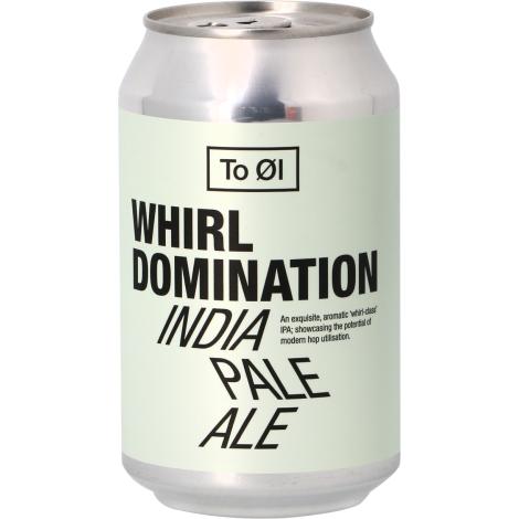 To Øl Whirl Domination - Bouteilles De Bière 33 Cl - To Øl - Saveur Bière