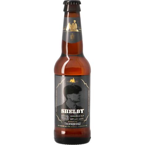 Thornbridge Brewery Thornbridge Shelby Ipa - Bouteilles De Bière 33 Cl - Thornbridge Brewery - Saveur Bière