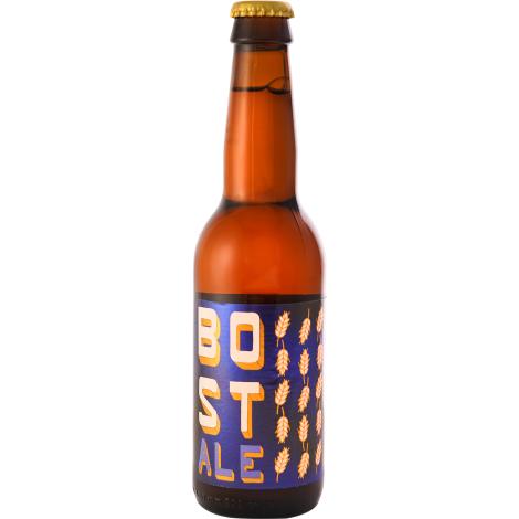 Brasserie Bosteels Bost Ale - Bouteilles De Bière 33 Cl - Brasserie Bosteels - Saveur Bière