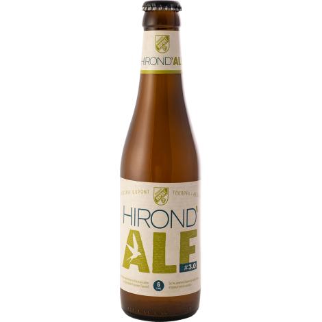 Brasserie Dupont Hirond'ale 3.0 - Bouteilles De Bière 33 Cl - Brasserie Dupont - Saveur Bière