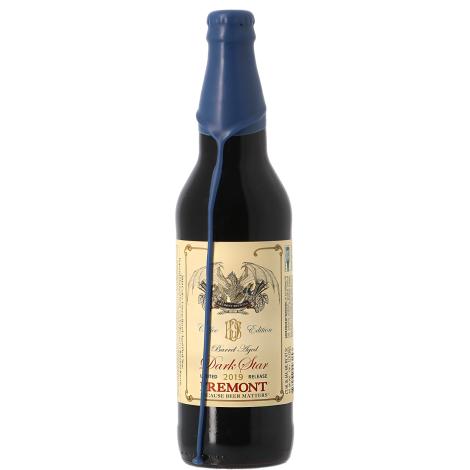 Fremont Brewing Fremont - Bourbon Barrel Aged Dark Star Coffee Edition 2019 (Bbads) - Bouteilles De Bière - Fremont Brewing - Saveur Bière