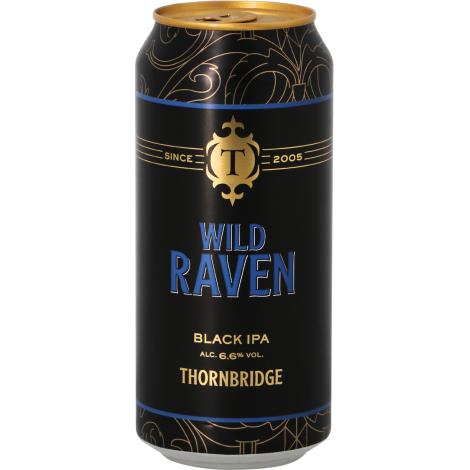 Thornbridge Brewery Thornbridge Wild Raven - Bouteilles De Bière 44 Cl - Thornbridge Brewery - Saveur Bière