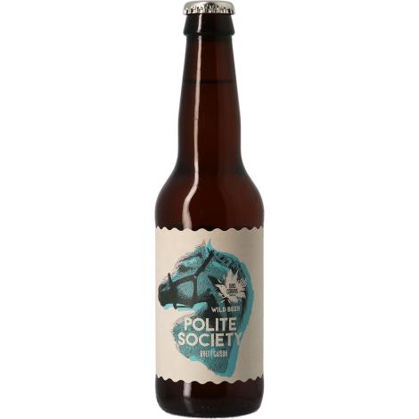 Dois Corvos Polite Society - Moscatel Barrel Aged - Bouteilles De Bière 33 Cl - Dois Corvos - Saveur Bière
