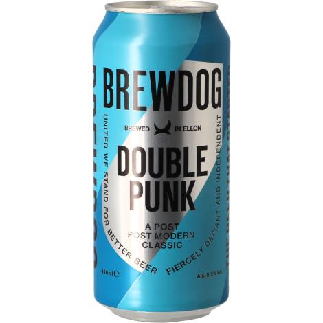 Brewdog Brewery Brewdog Double Punk - Bouteilles De Bière 44 Cl - Brewdog Brewery - Saveur Bière