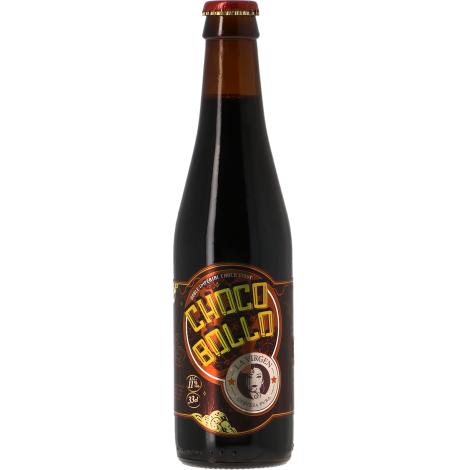 La Virgen Chocobollo - Bouteilles De Bière 33 Cl - La Virgen - Saveur Bière