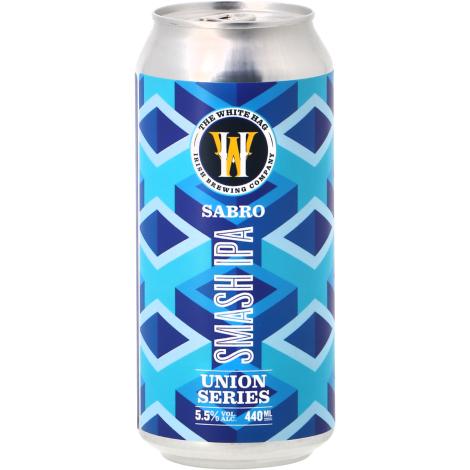 The White Hag Brewery White Hag Union Series - Smash Ipa Sabro - Bouteilles De Bière 44 Cl - The White Hag Brewery - Saveur Bière