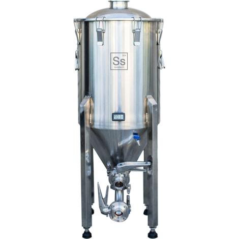 Ss Brewtech - 14 Gallons Chronical Brewmaster Fermenter/ Cuve De Fermentation 53 Litres   Saveur Bière