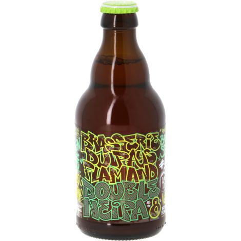 Brasserie du Pays Flamand Pays Flamand - 1111 Double Neipa - Bouteilles De Bière 33 Cl - Brasserie Du Pays Flamand - Saveur Bière