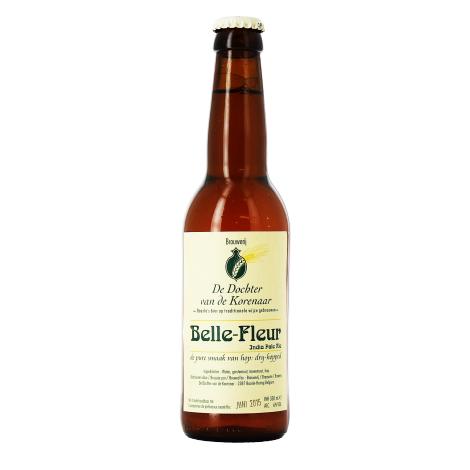 De Dochter van de Korenaar Belle Fleur - Bouteilles De Bière 33 Cl - De Dochter Van De Korenaar - Saveur Bière