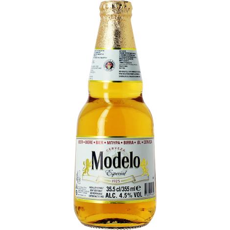 Grupo Modelo Modelo Especial - Bouteilles De Bière 35,5 Cl - Grupo Modelo - Saveur Bière