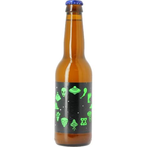 Omnipollo Zodiak Ipa - Bouteilles De Bière 33 Cl - Omnipollo - Saveur Bière